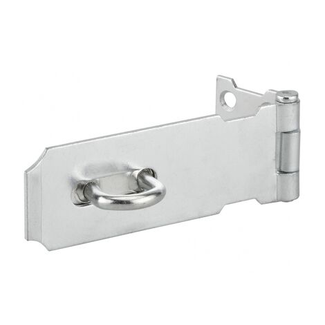 Thirard - Porte-cadenas acier zingué 100 mm