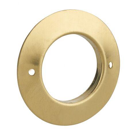 THIRARD - Rosace pour cylindre Ø24mm, laiton