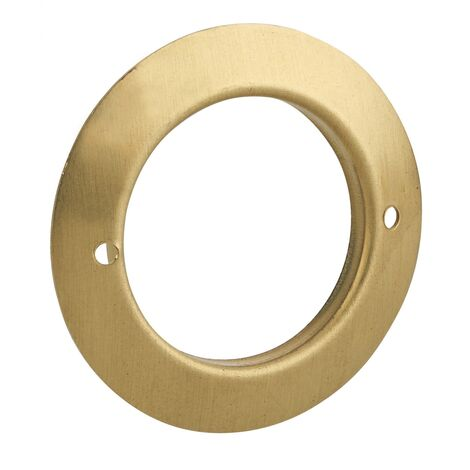 THIRARD - Rosace pour cylindre Ø26mm, laiton