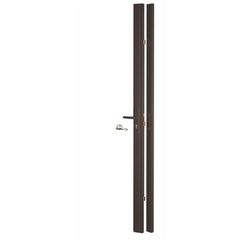 Thirard - Serrure en applique cylindre profilé Adriatic réversible. 2040 mm maxi, 3 points de condamnation