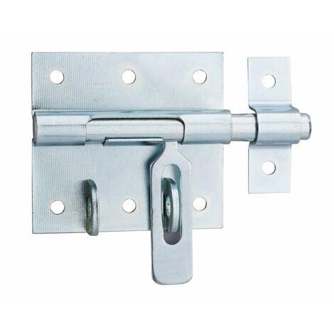 THIRARD - Targette, pêne Ø 10mm, Porte-cadenas, acier