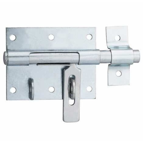 THIRARD - Targette, pêne Ø 12mm, Porte-cadenas, acier