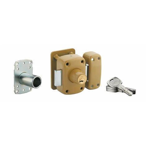 THIRARD - Transit 2 à double cylindre pour porte de 40 à 45 mm a2p*