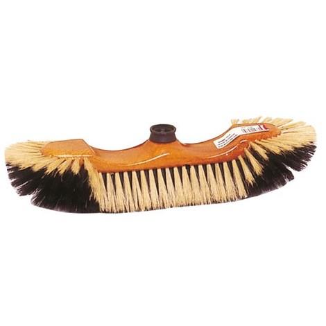 THOMAS - Balai 1/2 tête intérieur - brosse en soie de Chine S/50