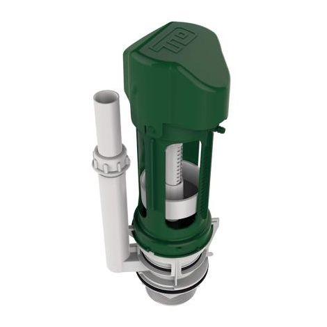 Thomas Dudley 327628 Niagara Vantage Air Pneumatic Concealed Cistern Flush Valve - Green/White