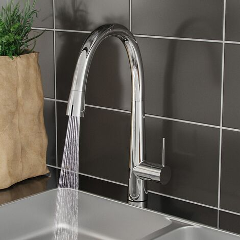 """main image of """"Thomson Kitchen Single Lever Tap"""""""