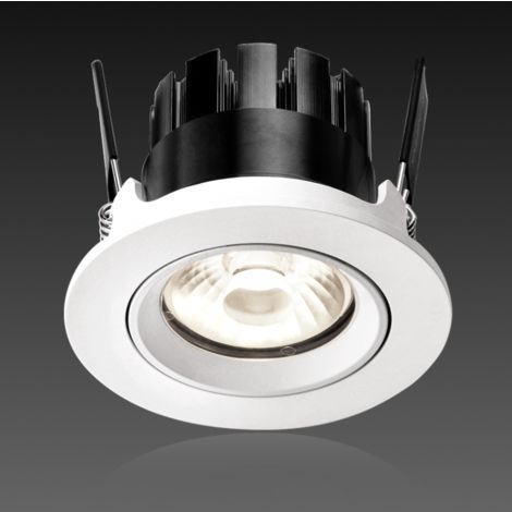 THOMSON Spot LED encastrable DRACO orientable 8W IP54