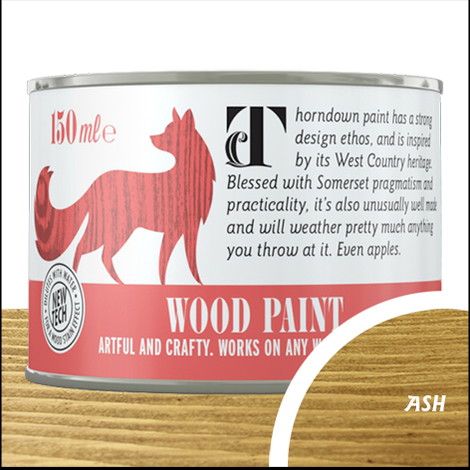 Thorndown Ash Wood Paint