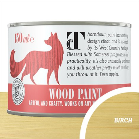 Thorndown Birch Wood Paint