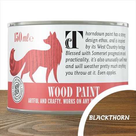 Thorndown Blackthorn Wood Paint