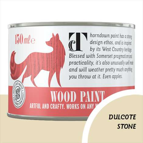 Thorndown Dulcote Stone Wood Paint
