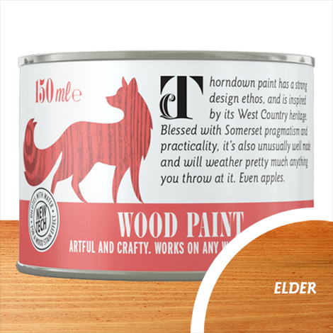 Thorndown Elder Wood Paint