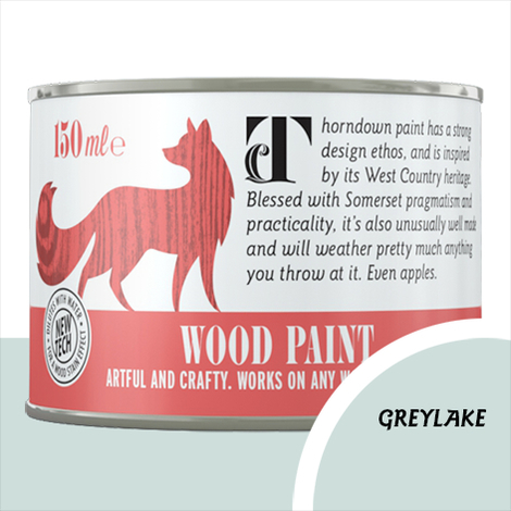 Thorndown Greylake Wood Paint