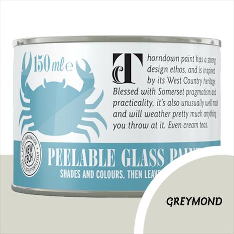 Thorndown Greymond Peelable Glass Paint