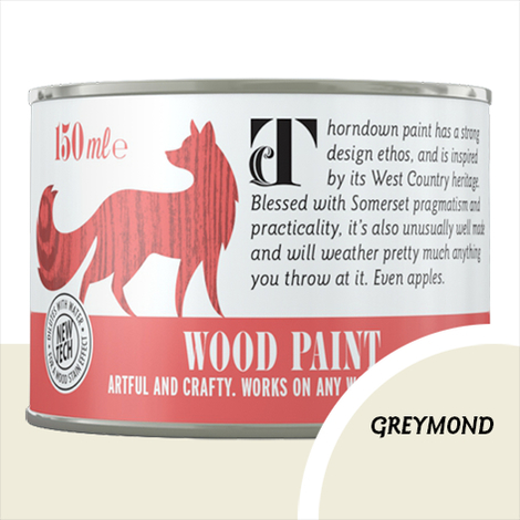 Thorndown Greymond Wood Paint