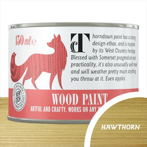 Thorndown Hawthorn Wood Paint