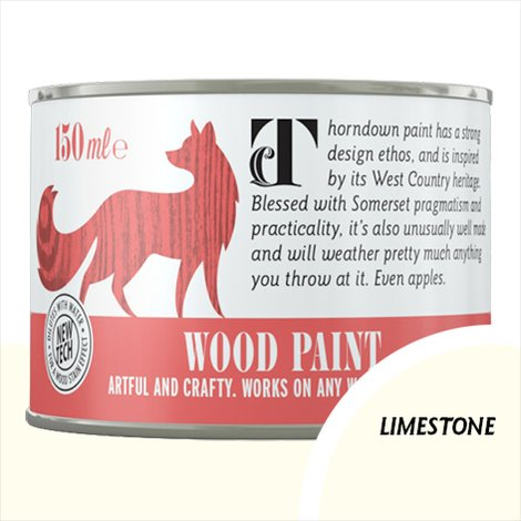 Thorndown Limestone Wood Paint