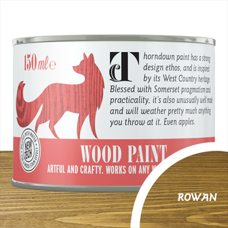 Thorndown Rowan Wood Paint