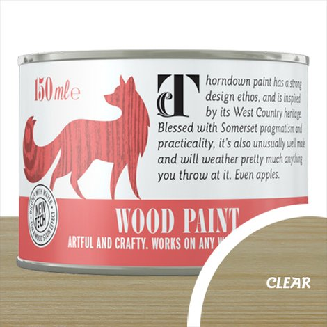 Thorndown UV Clear Wood Paint