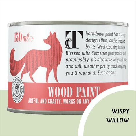 Thorndown Wispy Willow Wood Paint