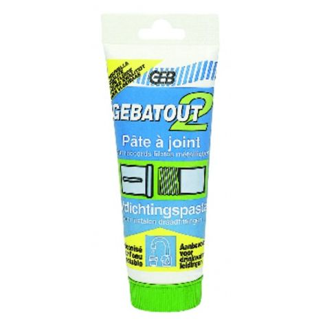 Thread sealant - GEBATOUT (500 gr jar) - GEB : 103982