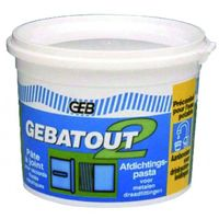 Thread sealant - GEBATOUT (500 gr jar) - GEB : 103982