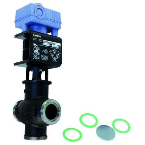 Threaded magnetic valve dn25 kvs 8,0 - SIEMENS : MXG461.25-8.0