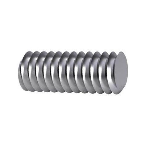 Threaded rod DIN 976-1A Steel Zinc plated 4.8 1 meter left