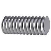 Threaded rod DIN 976-1A Steel Zinc plated 8.8 1 meter