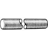 Threaded rod length 3 meter DIN 976-1A Stainless steel A4 70 M27