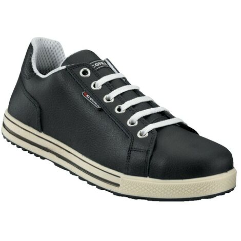 Throw S3 SRC Black Safety Trainers