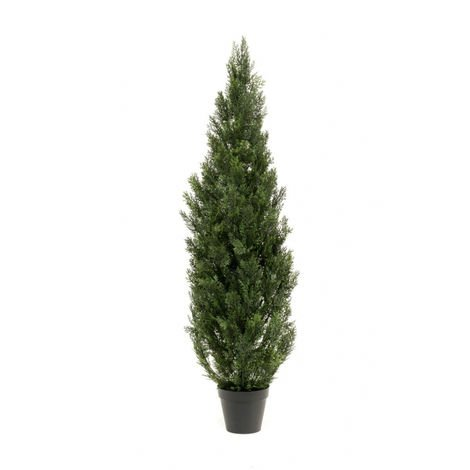 THUJA ARTIFICIAL UV 1.50M EN MACETA