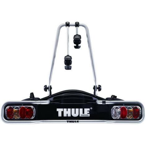 "main image of ""Thule 600000941 Portabici da gancio traino EuroRide 2 bici 7 poli"""