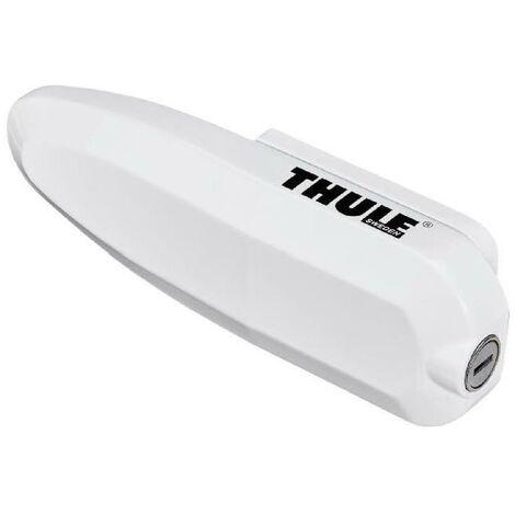THULE Serrure de sécurité universelle pour véhicules - Blanc
