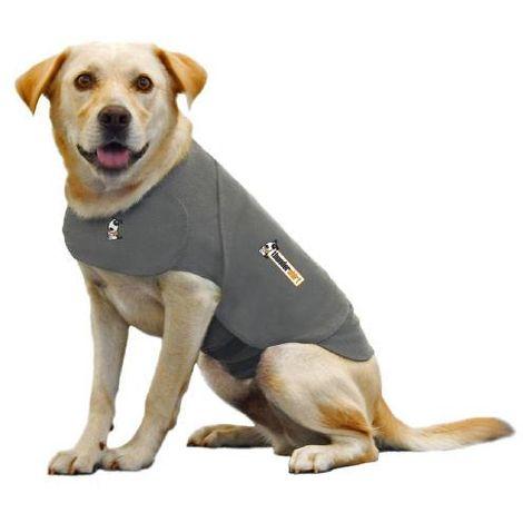 Thunder Shirt Solid Grey