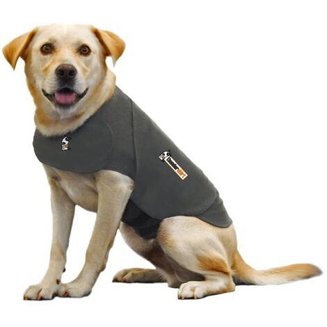 ThunderShirt Camiseta antiansiedad para perros L gris 2017