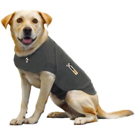 ThunderShirt Camiseta antiansiedad para perros S gris 2015