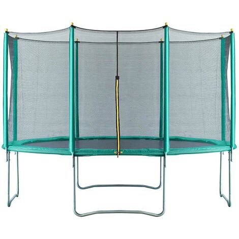 Tianxin 12ft T Trampoline & Enclosure