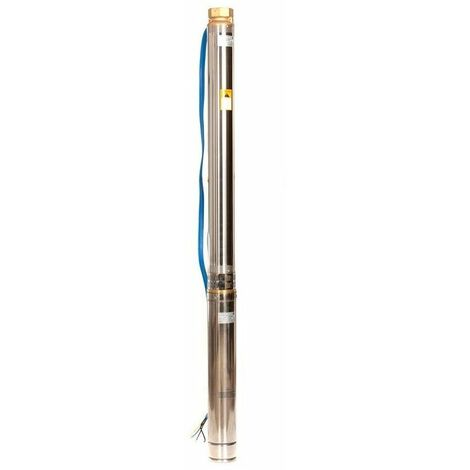 "Tiefbrunnenpumpe 3\"" 75 mm 230 oder 400 V bis 3600 l/h Brunnenpumpen 0,75 kW"