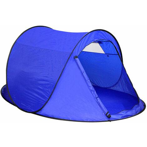 Tienda campaña Pop Up doble Sport Camping (Aktive 52751)