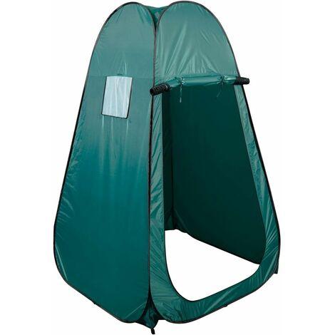 Tienda de Campaña para Ducha WC Vestuario Privacidad Impermeable Desplegable Camping