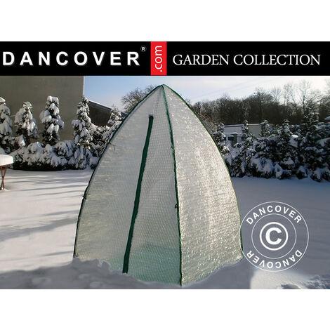 Tienda de protección para plantas en invierno, 1,5x1,5x2m