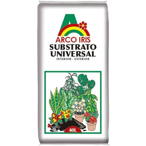 Tierra Maceta 40 L - ARCO IRIS - 480155