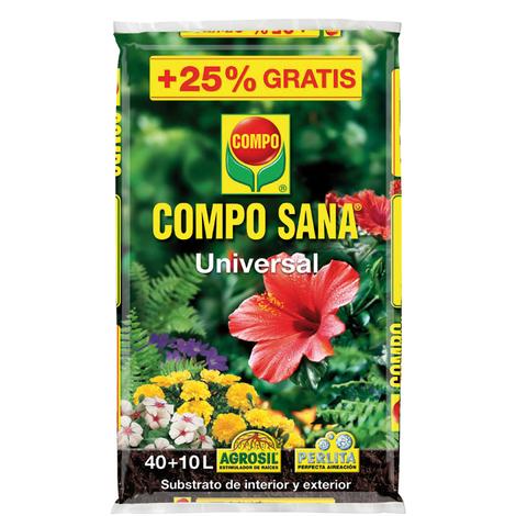 Tierra Maceta Sana - COMPO - 1112114011 - 5 L