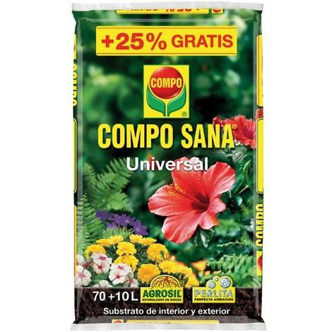 Tierra Maceta Sana - COMPO - 1116114011 - 80 L