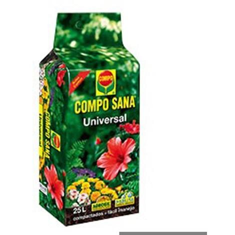 Tierra Maceta Sana Confort - COMPO - 1114604011 - 25 L