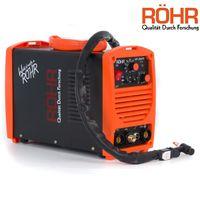 TIG ARC Welder Inverter MOSFET MMA 240V / 200 amp, DC Portable Machine - ROHR 02