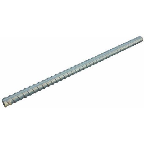 tige de coffrage filetée (NF) zinguée ø 17 mm long 0,50 ml - 0,5