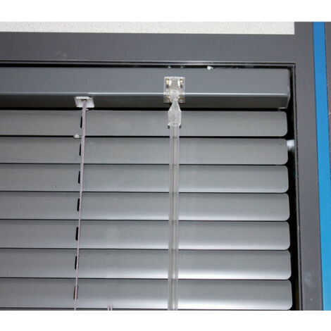 "main image of ""Tige d'orientation transparente pour Store vénitien - V7 - Transparent - Transparent"""