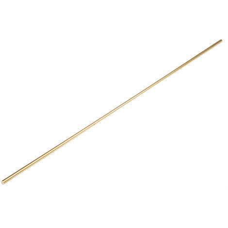 Tige Laiton, 609.6mm x diamètre 19mm